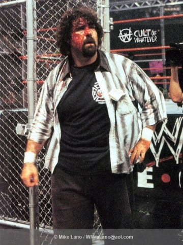 Mick Foley Cage