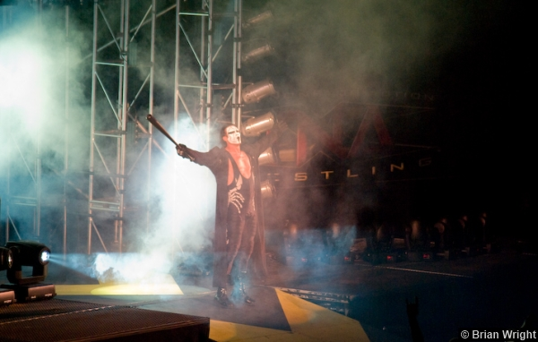 Tna Sting Entrance