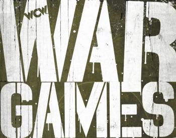 Wcw Wargames Logo