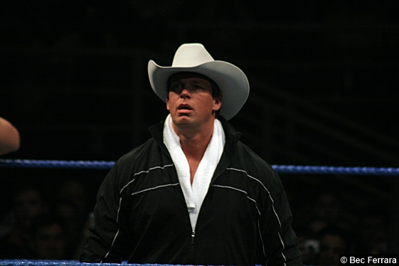 JBL with white hat