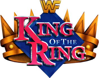 Wwe King Of The Ring Logo