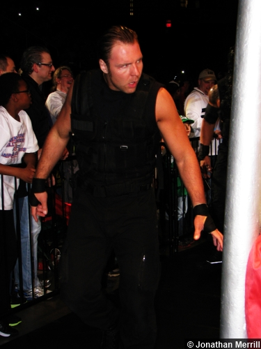 Wwe The Shield Dean Ambrose 120513