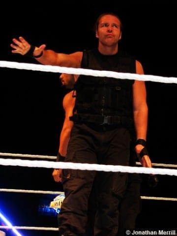 Wwe The Shield Dean Ambrose 130513