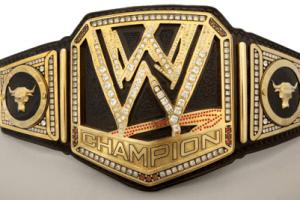 Wwe Title Belt 2013 04