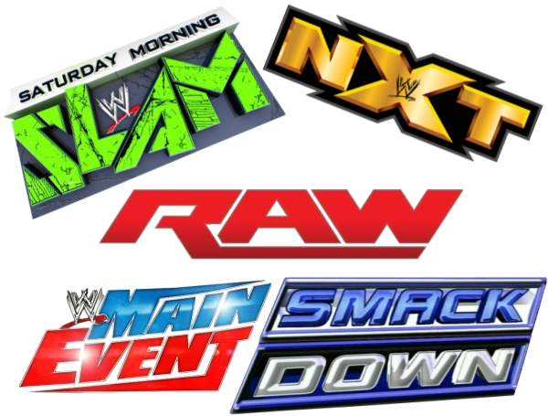 Wwe Tv Shows