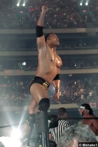 Wwe Wrestlemania 18 The Rock Hulk Hogan