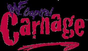 Wwf Capital Carnage Logo