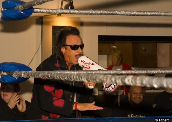 Jimmy Hart Megaphone
