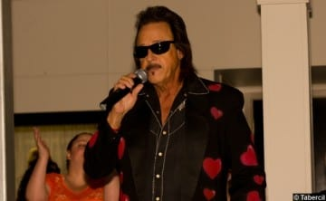 Jimmy Hart Microphone