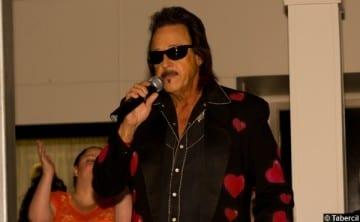 Jimmy Hart Microphone