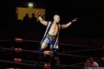 Tna Christopher Daniels X Title Belt