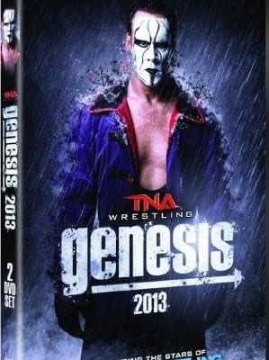 Tna Genesis 2013 Dvd