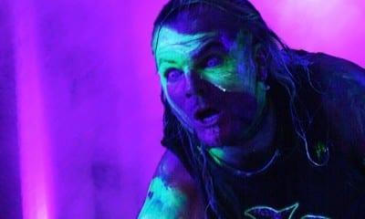 Tna Jeff Hardy Paint Entrance