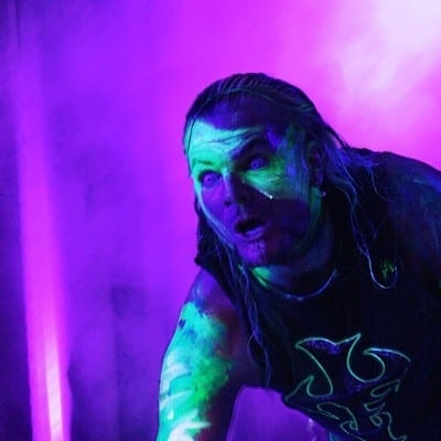 Tna Jeff Hardy Paint Entrance