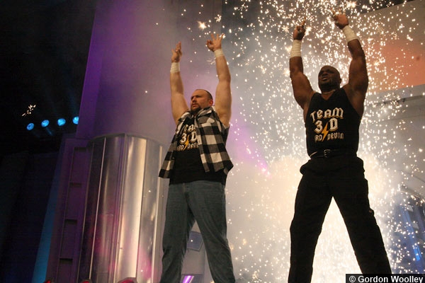 Tna Team 3d Entrance Ramp Devon Bully Dudley
