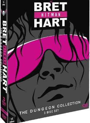Wwe Bret Hitman Hart Dungeon Collection Dvd