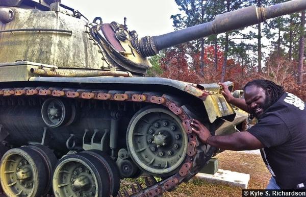 Wwe Mark Henry Tank Strength