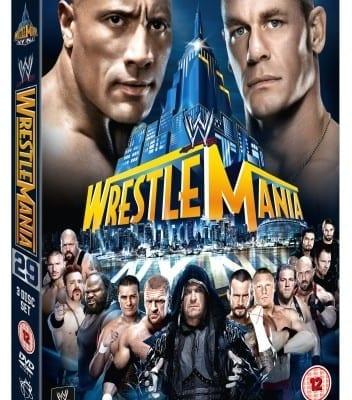 Wwe Wrestlemania 29 Dvd