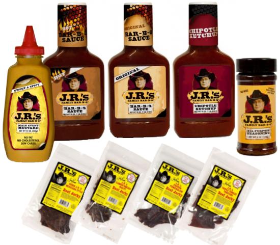 JR BBQ Sauce
