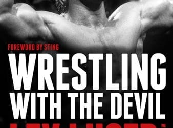 Lex Luger Wrestling With The Devil Book