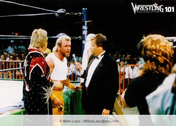 Uwf Jim Ross Eddie Gilbert Terry Taylor