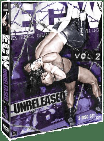 Wwe Ecw Unreleased Vol 2 Dvd