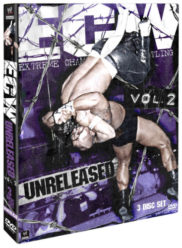 Wwe Ecw Unreleased Vol 2 Dvd