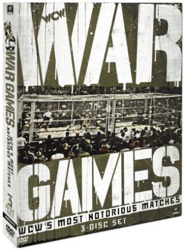 Wwe Wargames Dvd Set