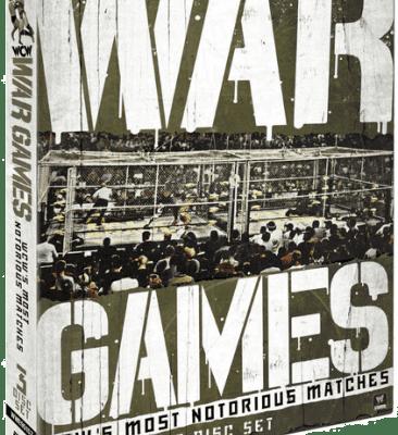 Wwe Wargames Dvd Set