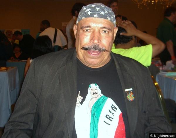 Iron Sheik June 2009