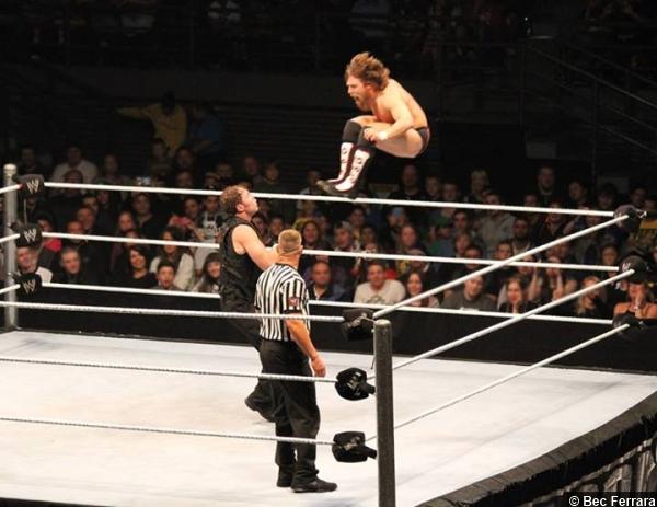 Wwe Daniel Bryan Dean Ambrose 2013