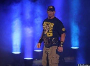Wwe John Cena Wwe Title 2013