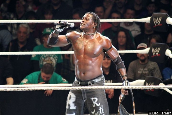 Wwe R Truth 2012
