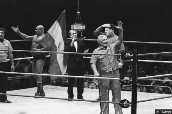 WWF Freddie Blassie Iron Sheik Nikolai Volkoff