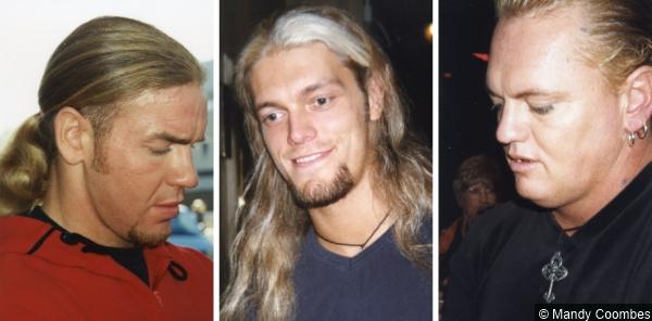 WWF The Brood Christian Edge Gangrel