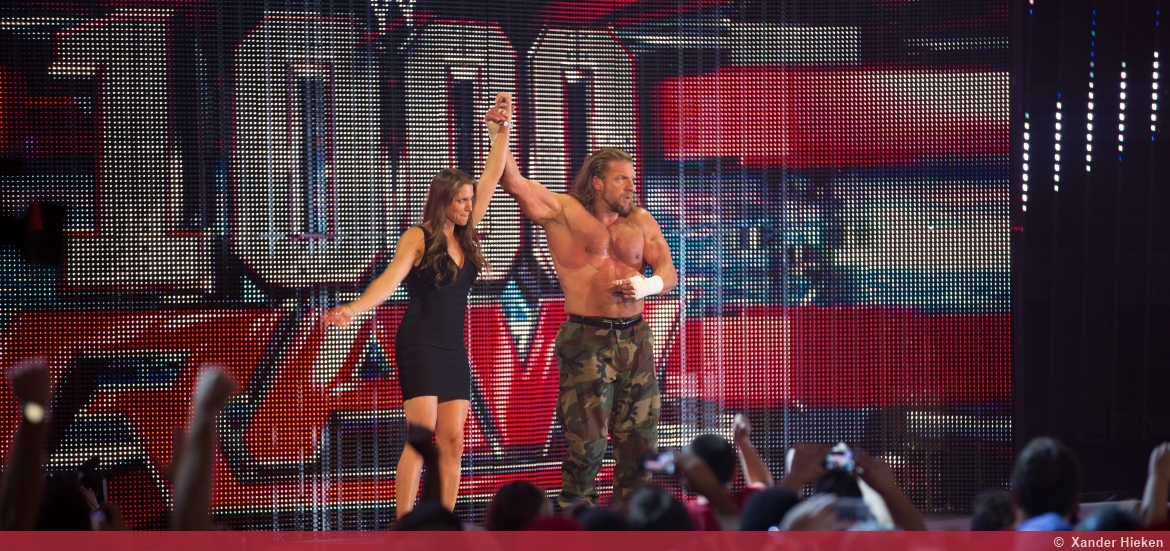 Gallery Raw 1000 12 Triple H Stephanie Mcmahon