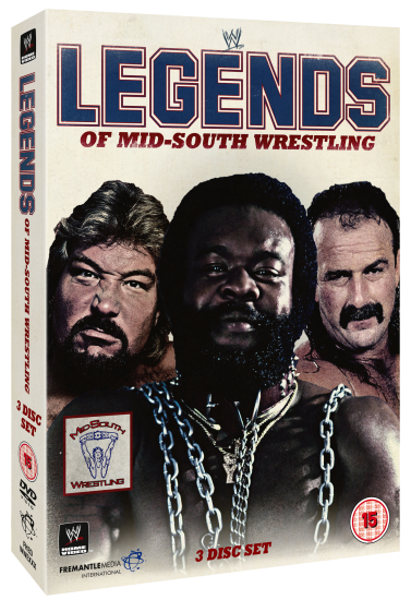 Legends Of Mid South Wrestling Dvd