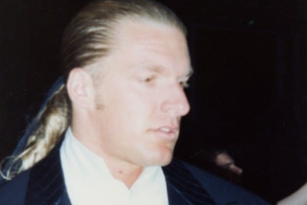 Wwf Triple H Blueblood