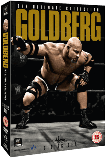 Bill Goldberg Dvd Set