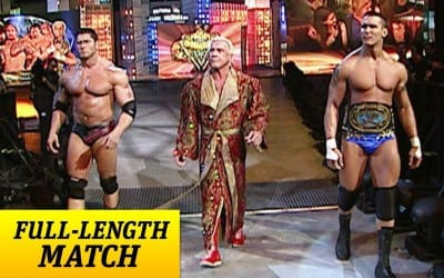 Live Wire Match Of The Week Evolution Vs The Rock N Sock Connection
