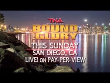 Tna Bound For Glory 2013 Tonight