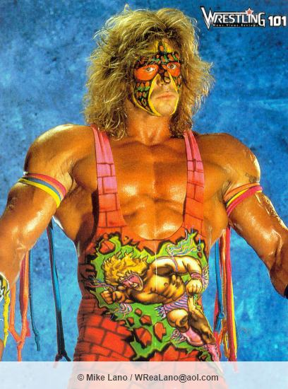 Wcw Ultimate Warrior