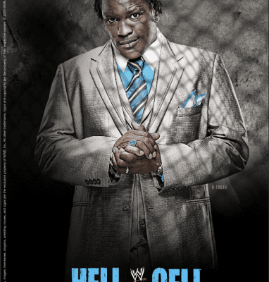Wwe Hell In A Cell 2013 Poster