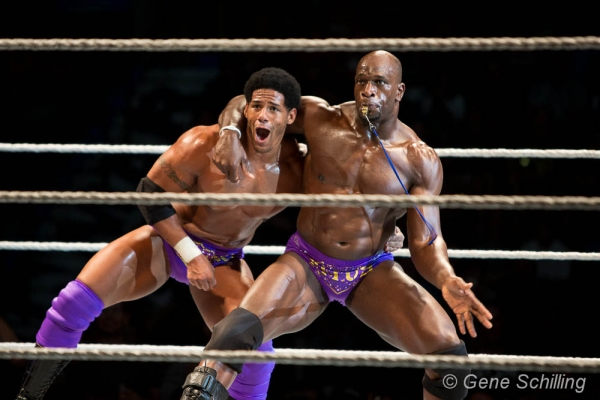 Wwe Prime Time Players Darren Young Titus Oneil 070913