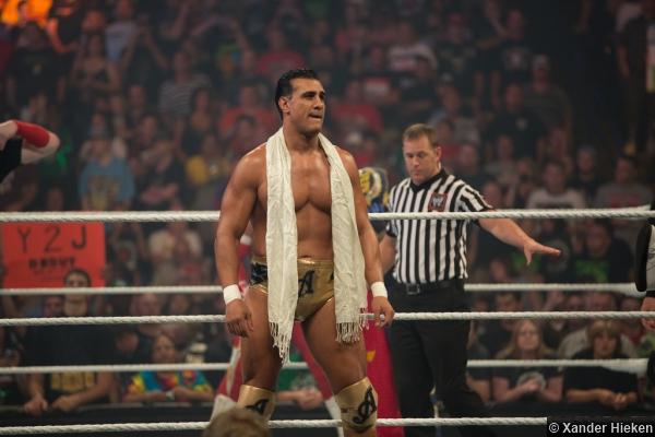 Wwe Raw 1000 Alberto Del Rio
