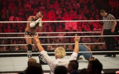 Wwe Raw 1000 Cm Punk Gts John Cena