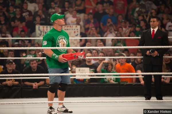 Wwe Raw 1000 John Cena Mitb