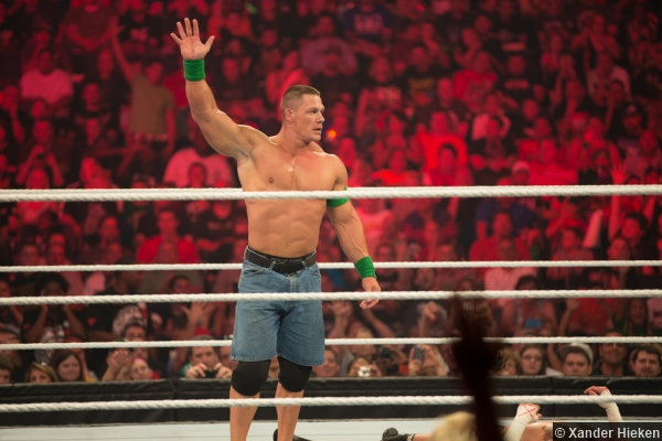 Wwe Raw 1000 John Cena