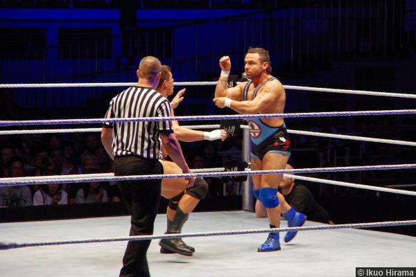 Santino Marella Cobra Cody Rhodes
