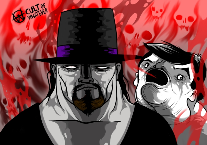 Wwe Undertaker Paul Bearer 1
